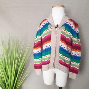 HP• Gymboree Toggle Sweater Cardigan